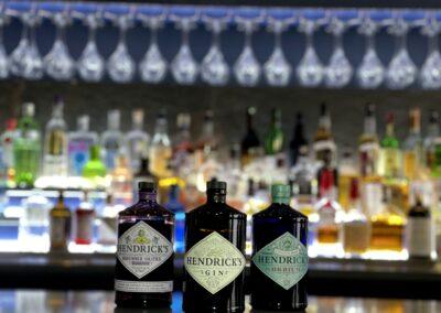 amuse bouche hendrick's gin