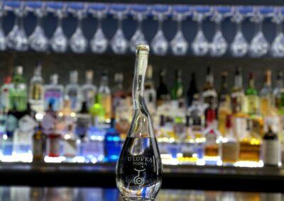 vodka at amuse bouche london
