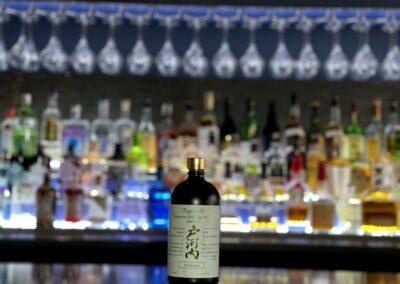 amuse bouche london - japanese whiskey