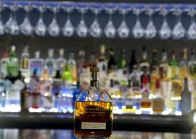 amuse bouche london american whisky